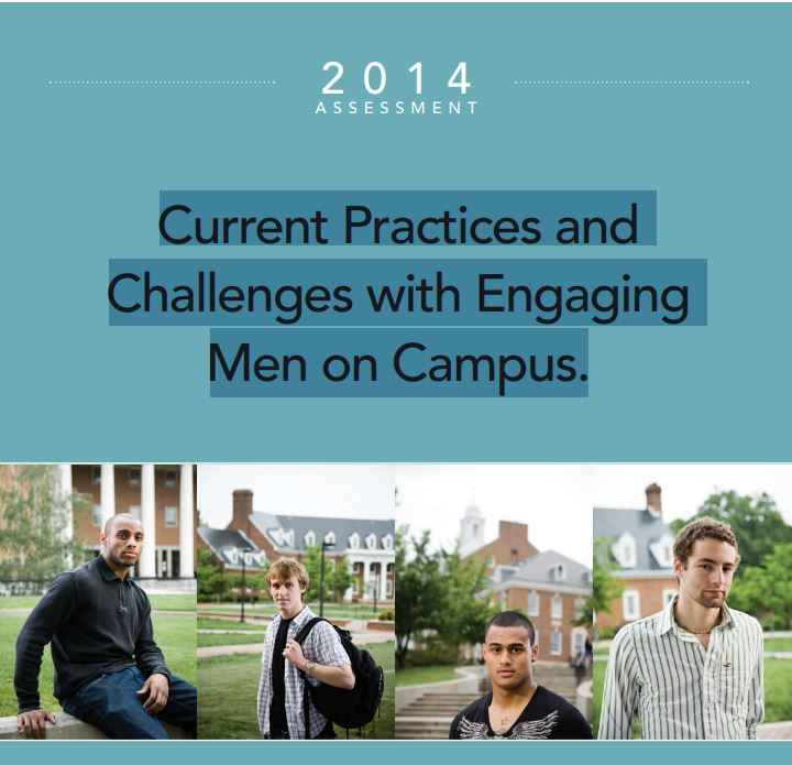Current Practices and Challenges with Engaging Men on Campus