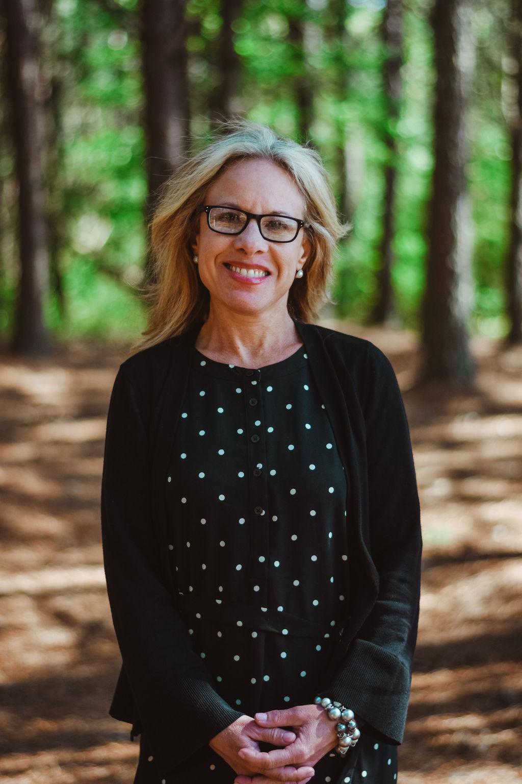 Julie Robertson, Advocacy Specialist