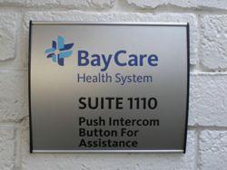 ADA Suite Sign