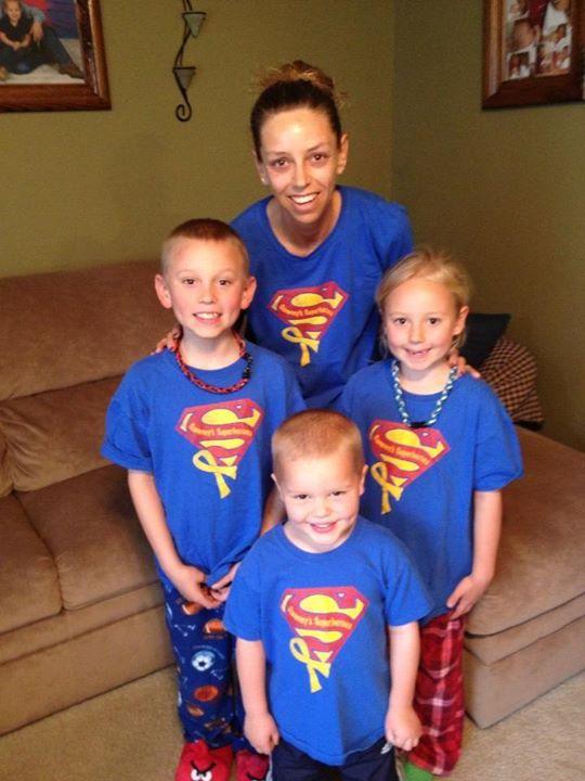 Colegrove superheroes!!