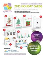 Holiday Cards- 1000 cards - Single Card Design