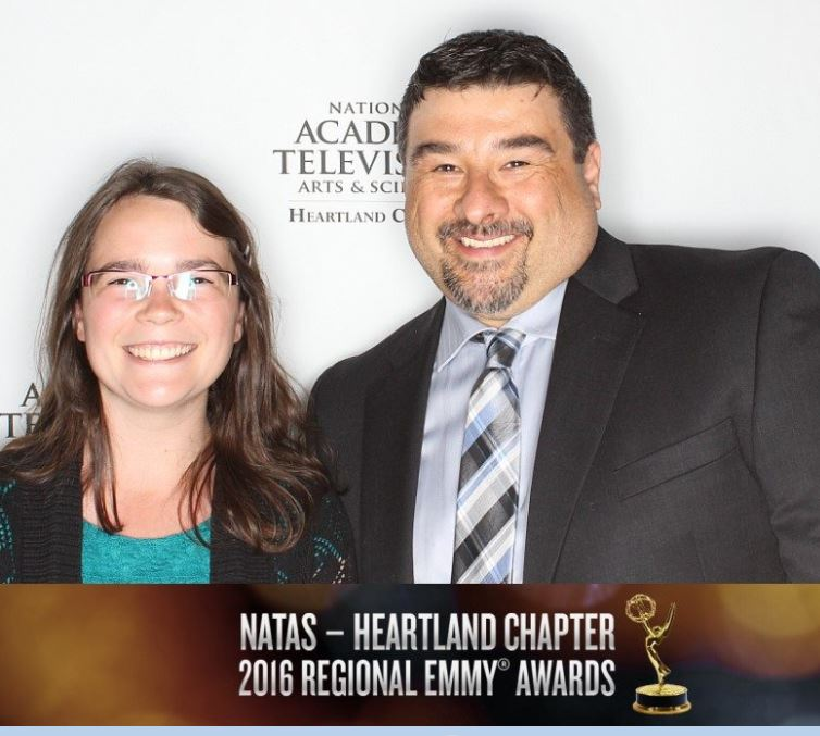 Videographers Win Emmy Award!