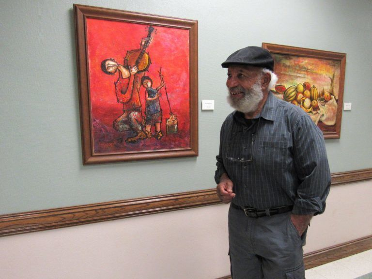 Arts Council awarded grant to record oral history of Don Cincone