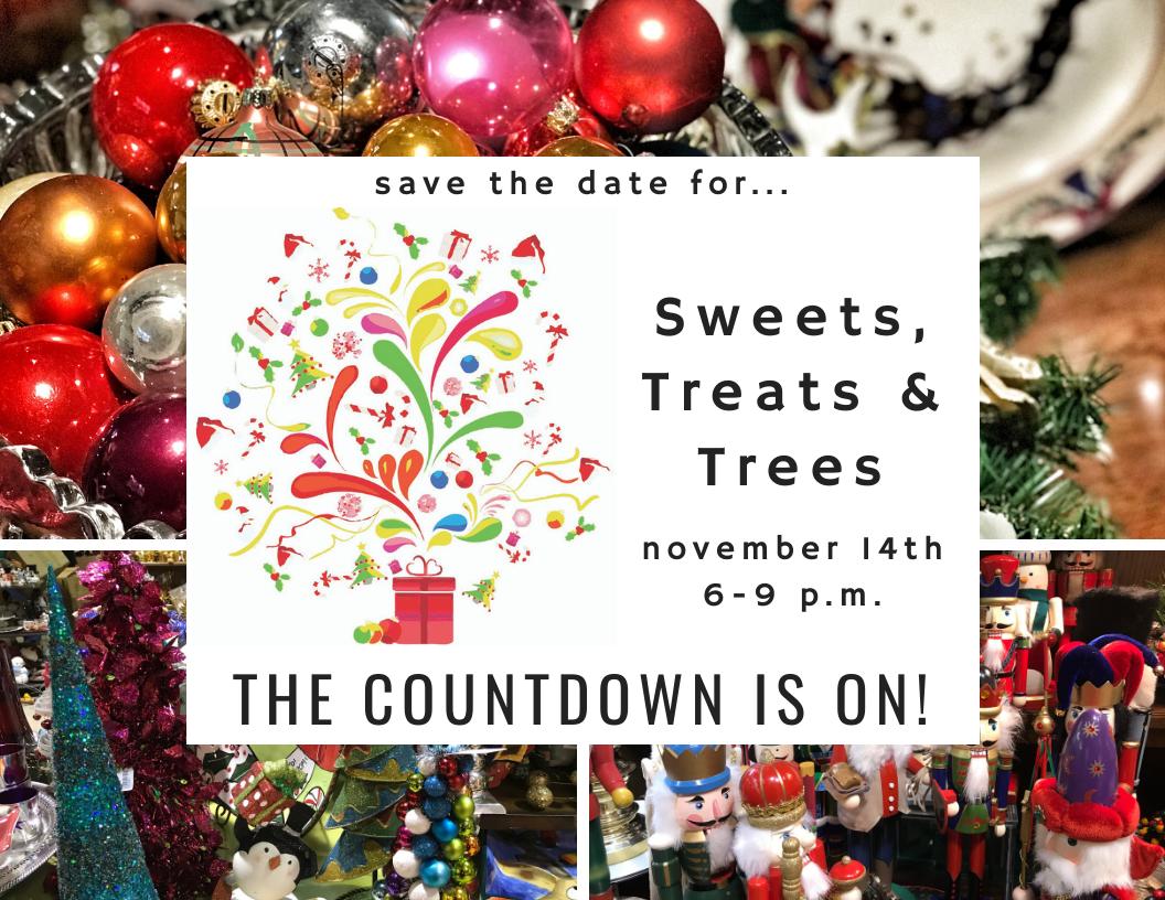 Sweet, Treat & Trees