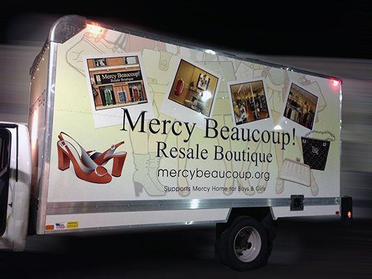 Mercy Beaucoup_Truck