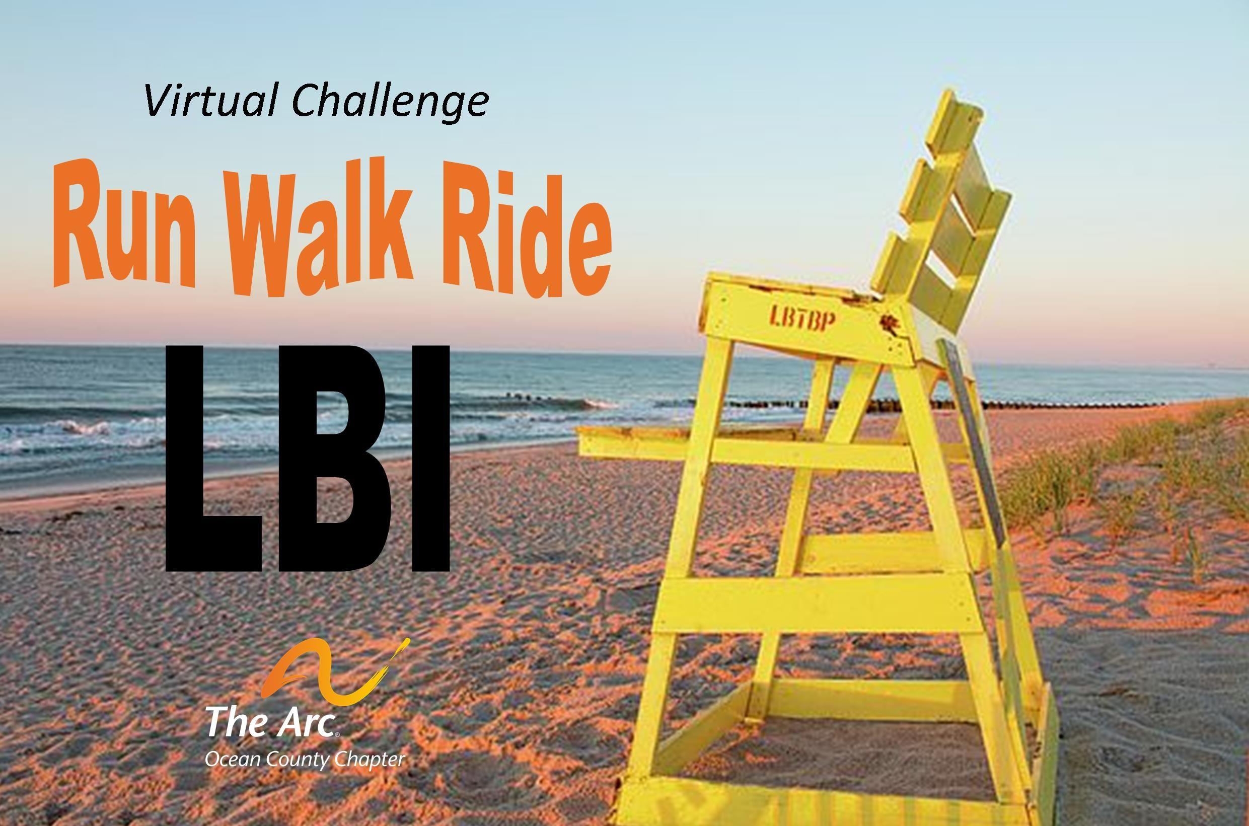 Virtual Run Walk Ride LBI