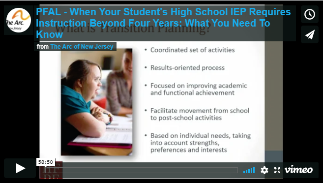 When Your Student's High School IEP Requires Instruction Beyond Four Years: What You Need To Know