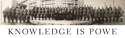 Cryptologic Bytes Archives: History Section (William Friedman - Knowledge is Powe image)
