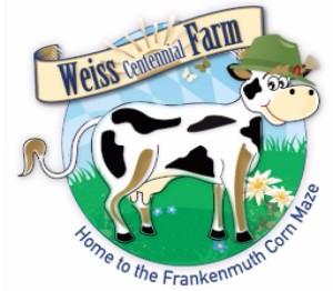 weiss centennial farm logo