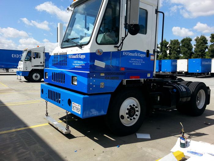 Smurfit Truck 3