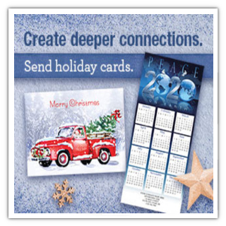 2019 Holiday Cards Ordering Website