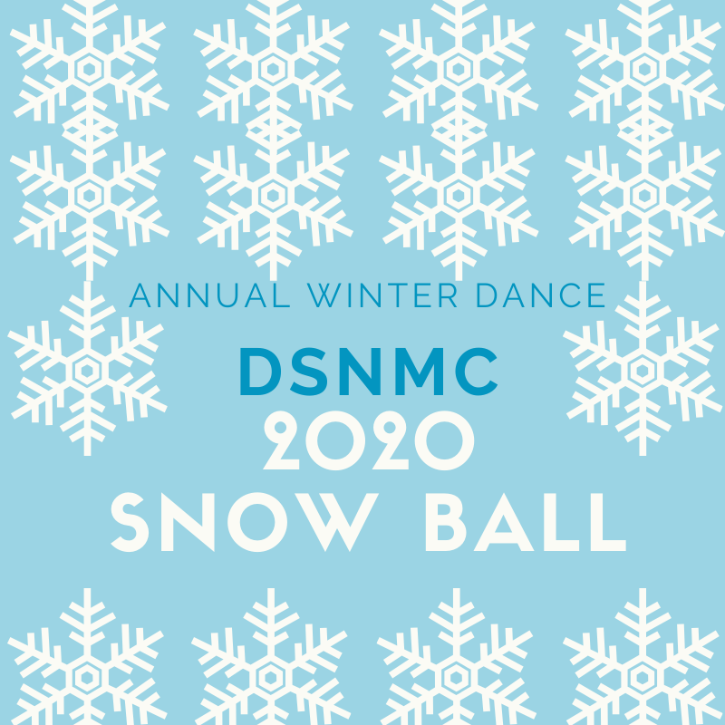 2020 Winter Snow Ball Dance and Fundraiser
