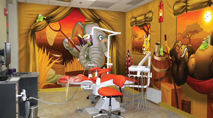 Dental & Medical Office Atmospheres