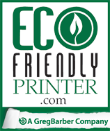 Environmental paper and environmental printing by Greg Barber