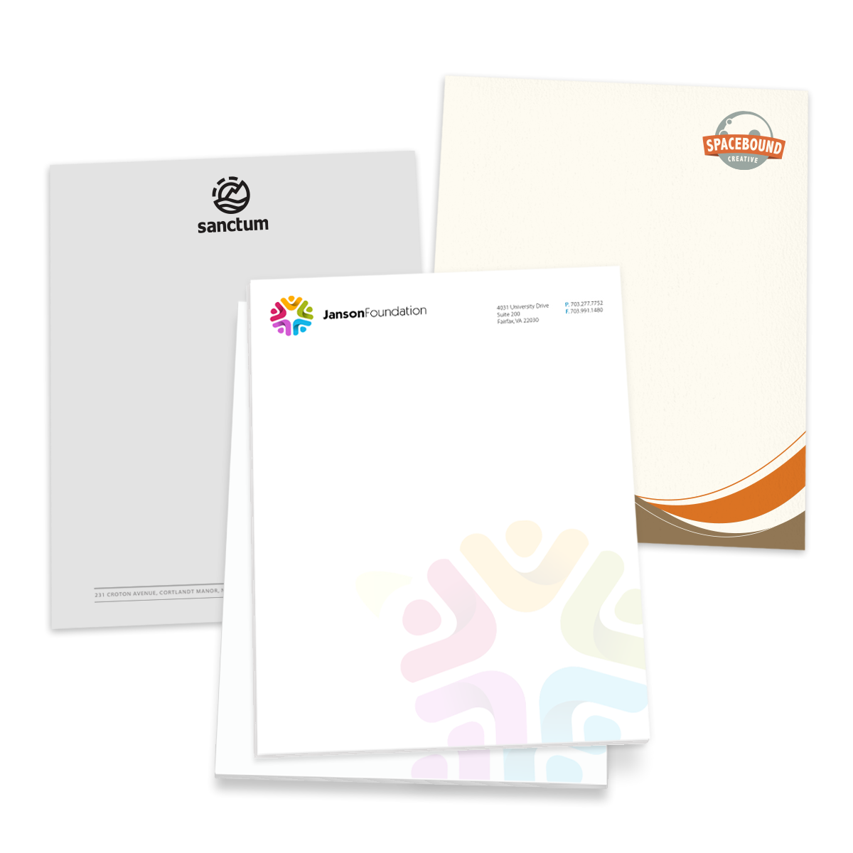 Letterhead | Printing | Color | Union | Political | Pittsburgh | Verona