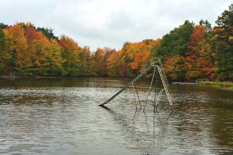 Lower Lake Fall