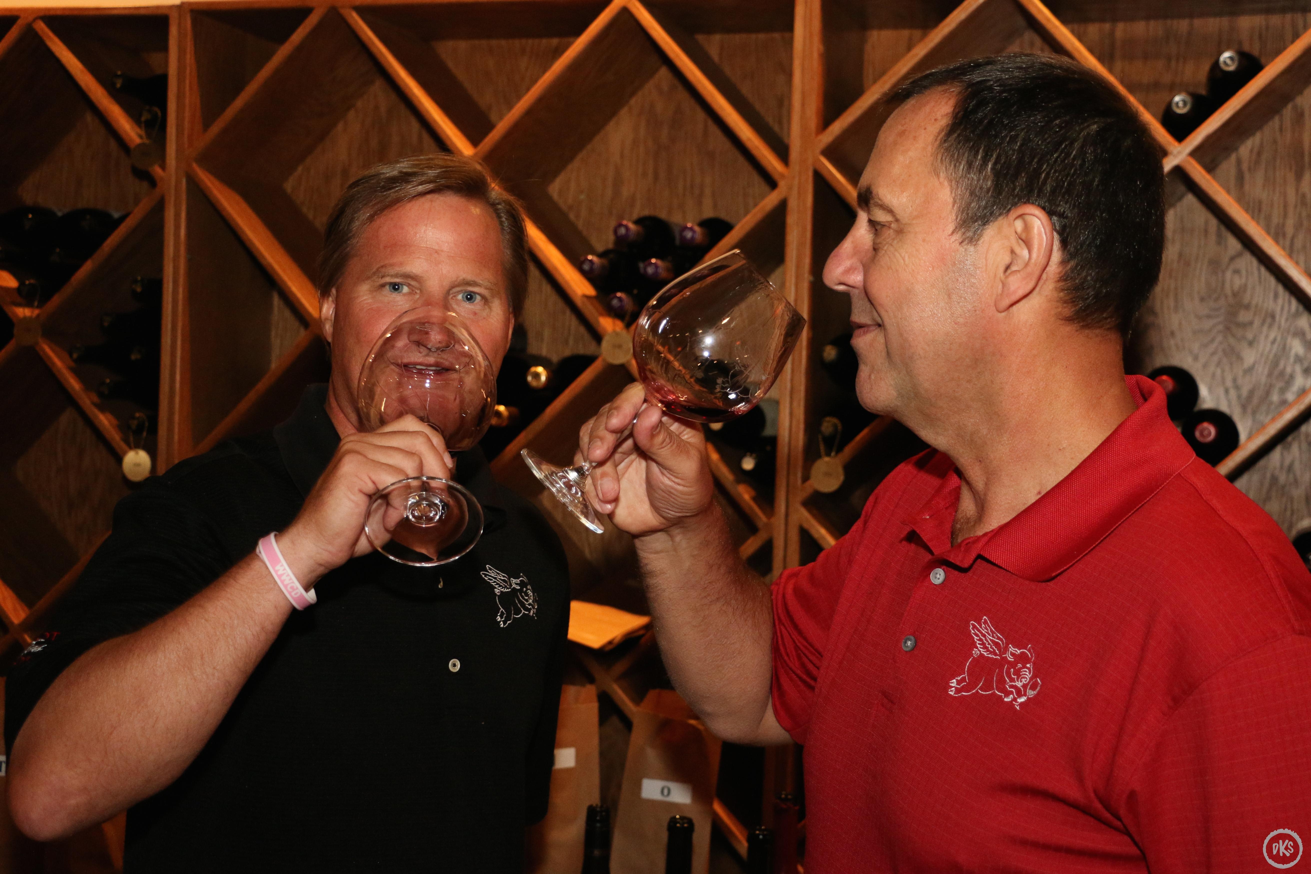 Brian & Gayle Wine
