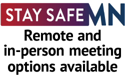 Stay Safe MN Remote & In-Person Options