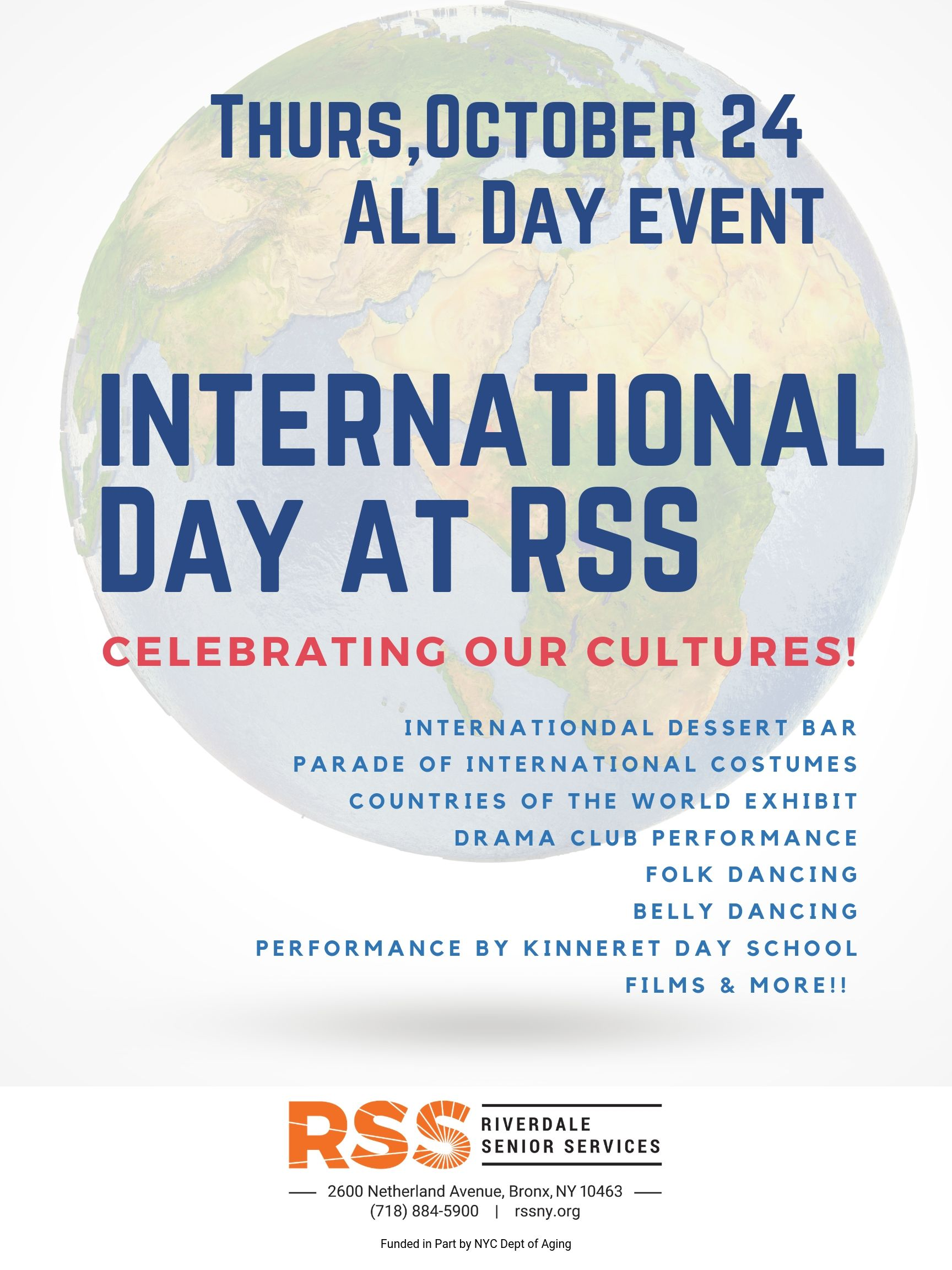 International Day at RSS