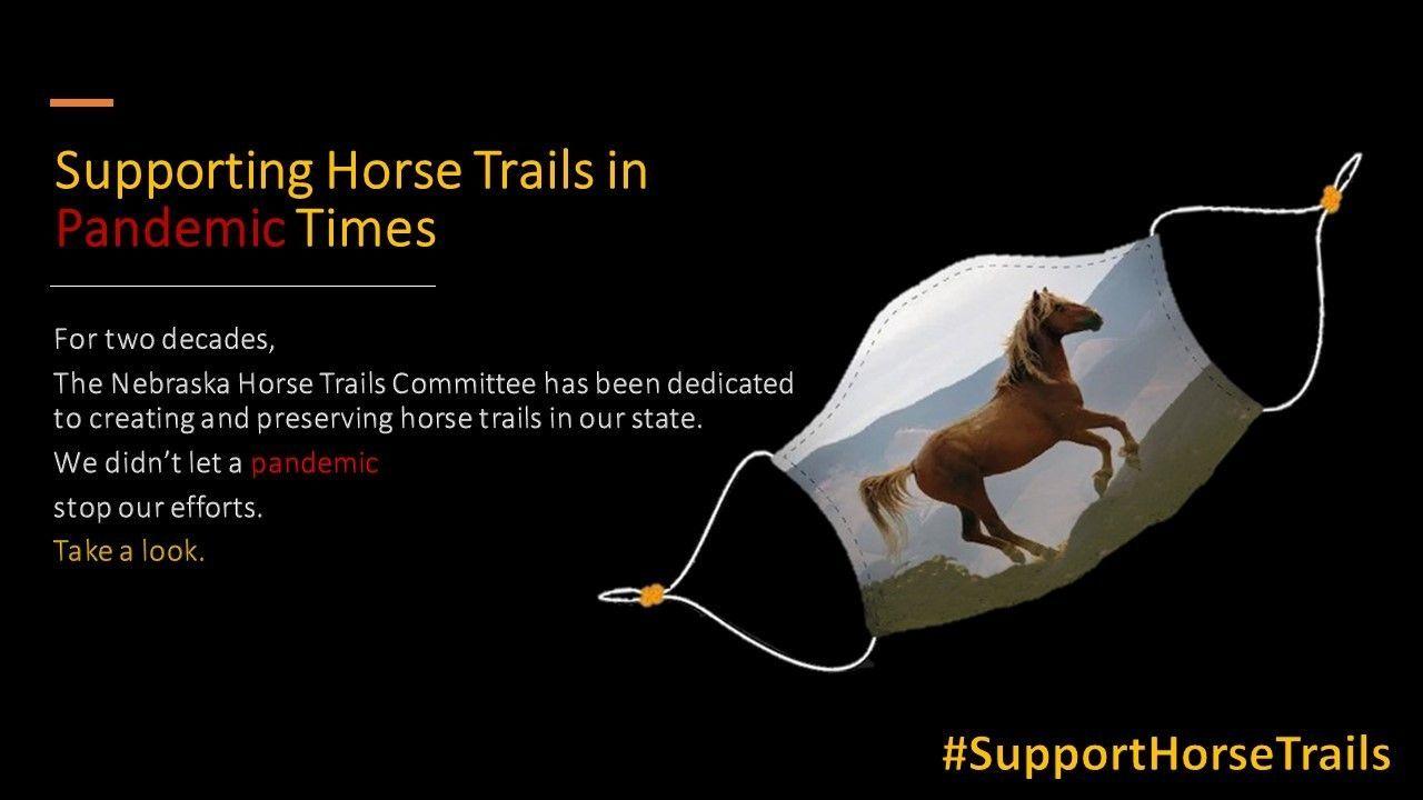 #SupportHorseTrails