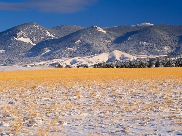 Big Belt Mountains