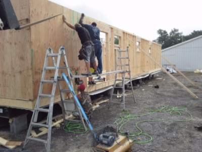 OGT Builds Mobile Chapel
