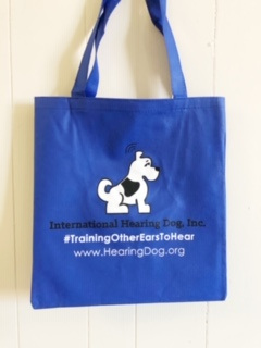 IHDI Reusable Blue Bag