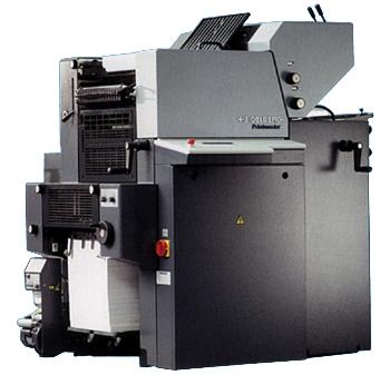 "Heidelberg Printmaster 18"" 2/Color"