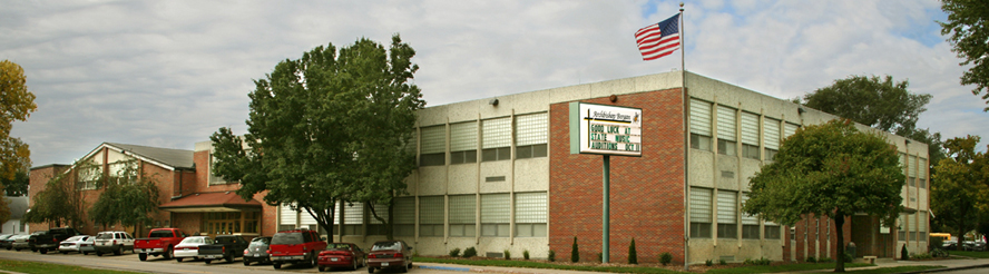 Jr. Sr. High Building