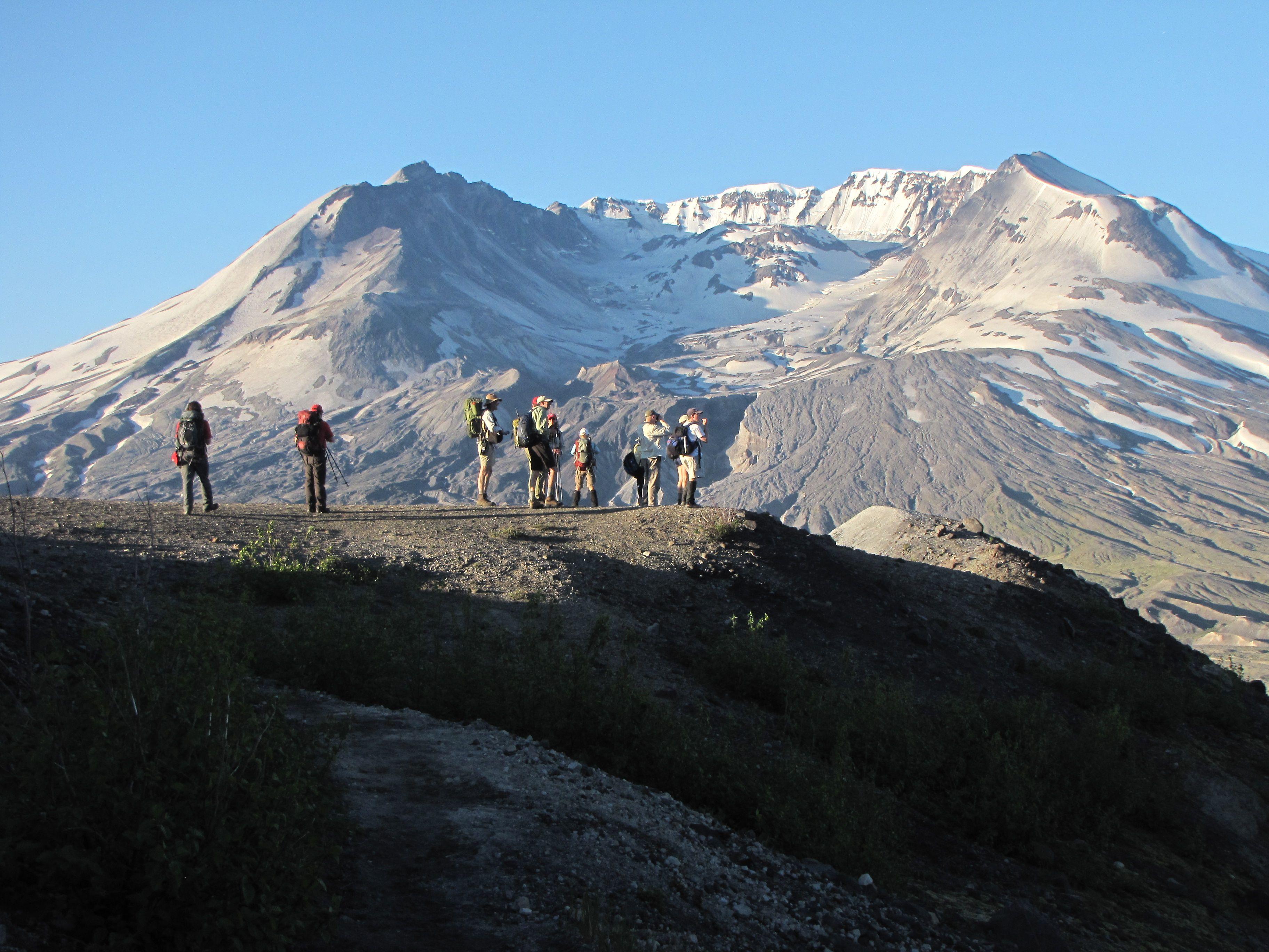 Eruption Hike
