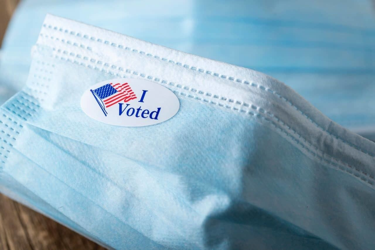 Poll Workers Can Face Fines of $1,000 for Requiring Masks in Galveston County