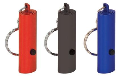 """2"""" 1 LED Flashlight Keychain"""