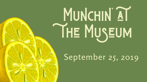 C.A.S.A. PRESENTS MUNCHIN' at the MUSEUM