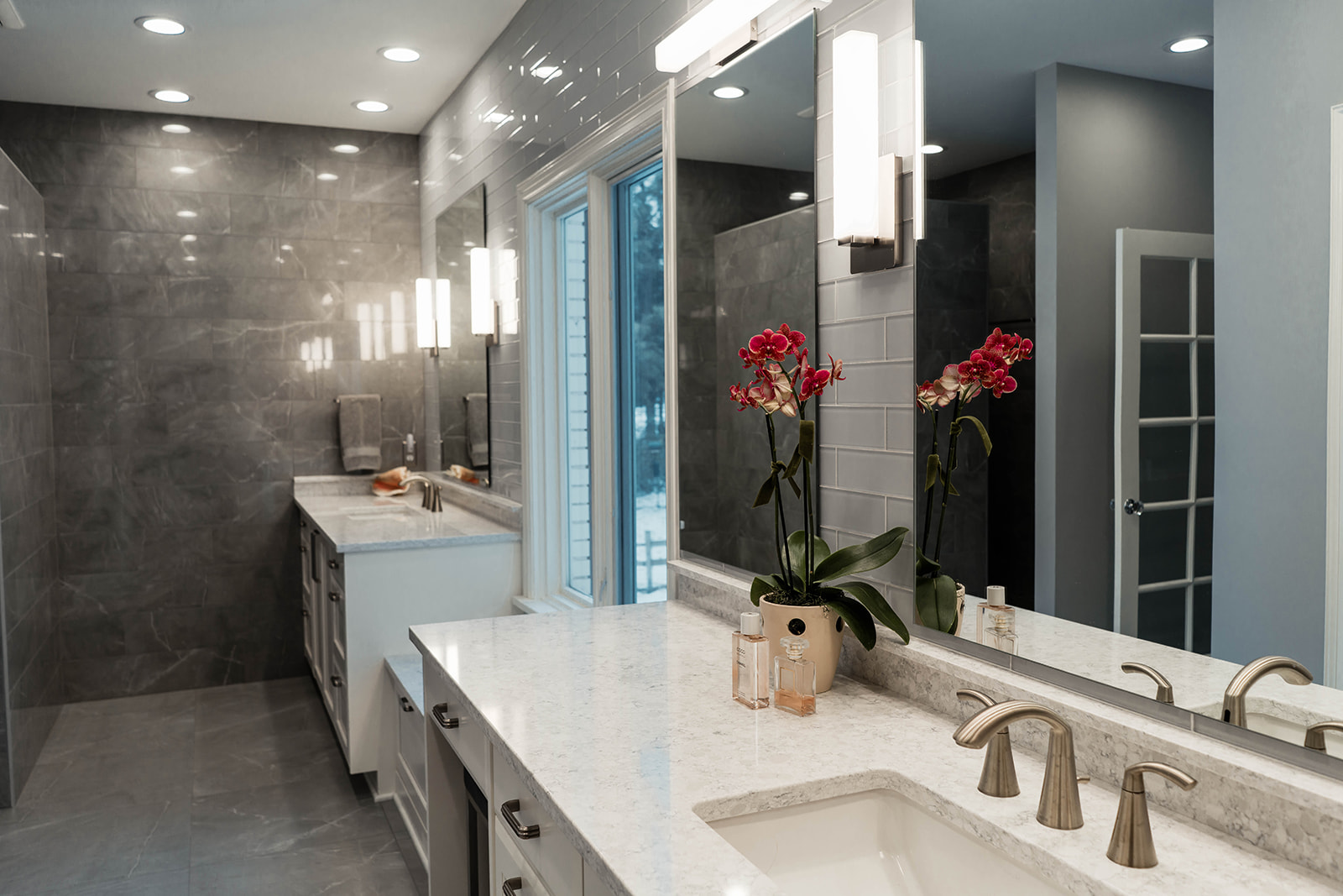 Outstanding Bathroom Remodel