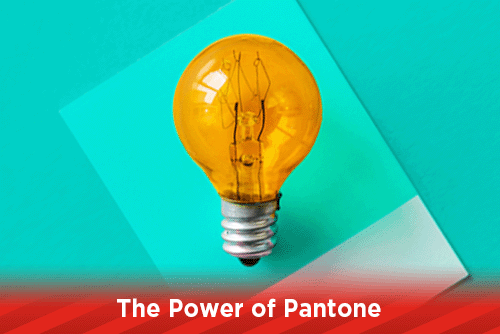 The Power of Pantone