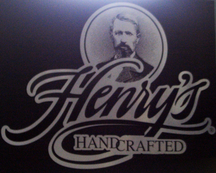 Henry Weinhard's Dimensional Lettering