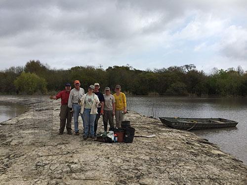 Pond Developments at Smith Oaks
