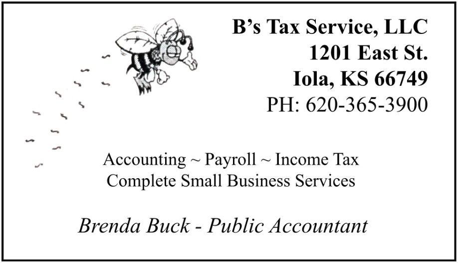 B's Tax Service