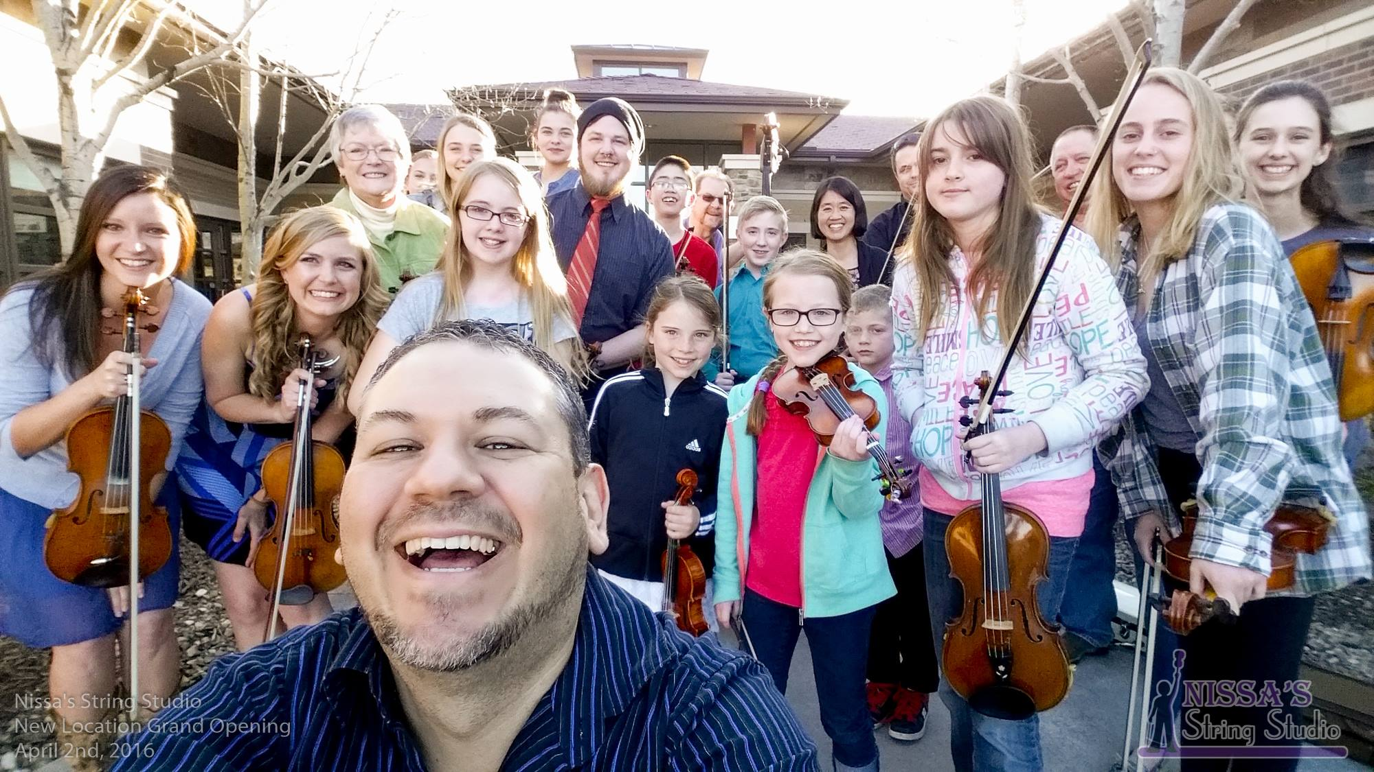 Music at the Market: Spitfire Fiddle Band
