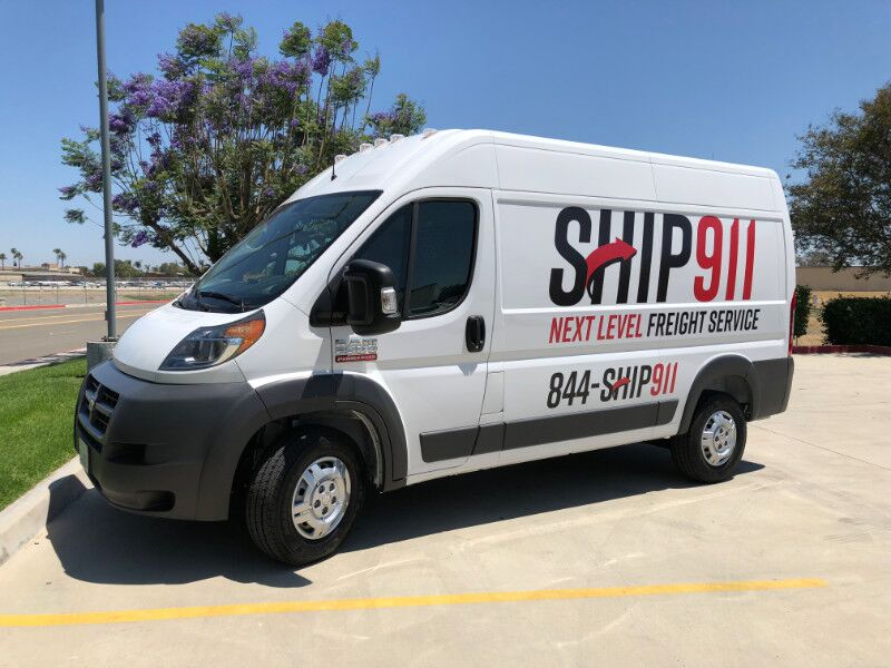 Van Graphics | Van Lettering | Orange County CA