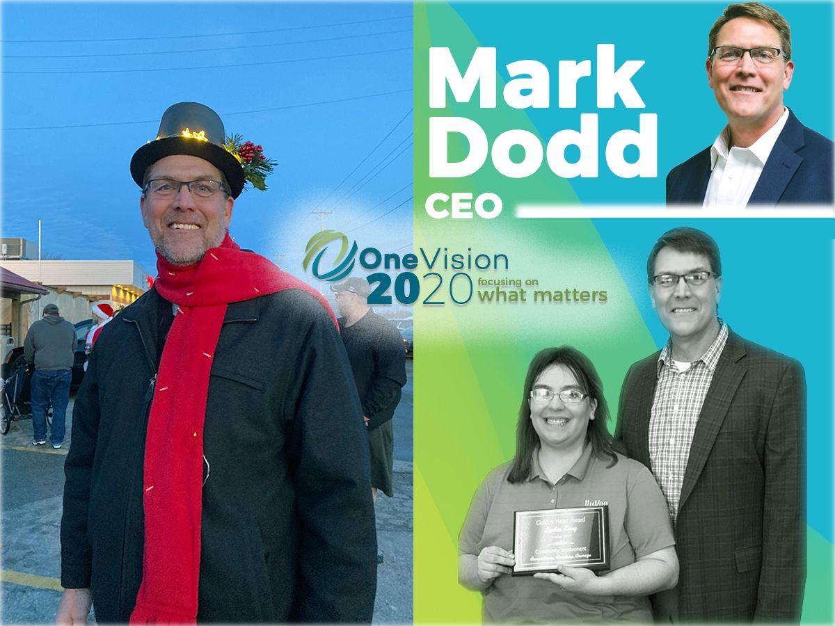 Mark Dodd accepts CEO Role