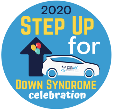 Step Up for Down Syndrome Celebration