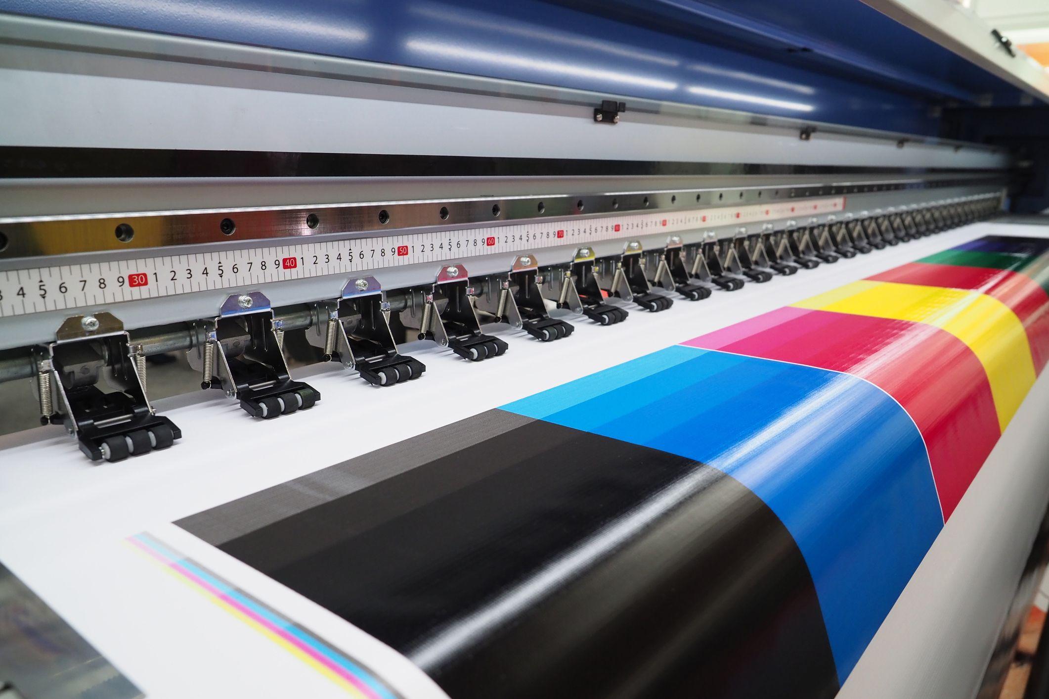 5 Benefits of Large Format Printing