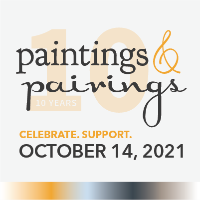 Paintings & Pairings Tickets are Now Available!