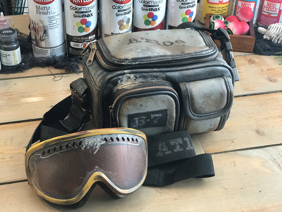 Post-Apocalyptic Gear