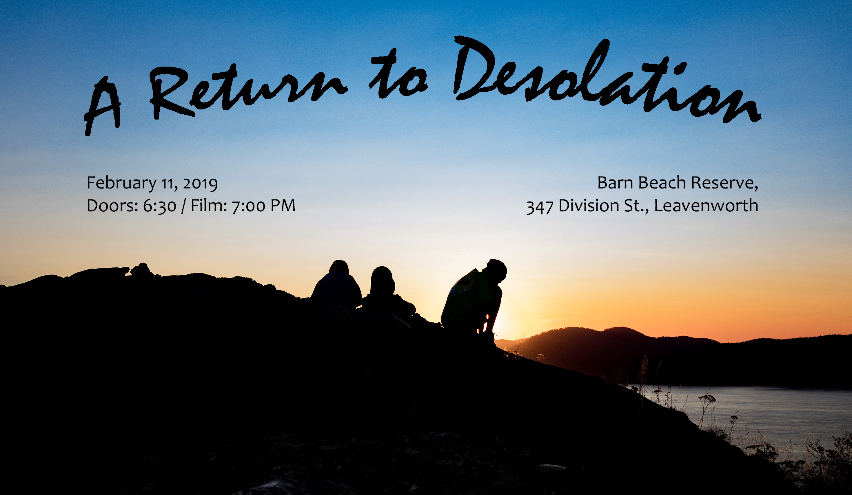 Film: A Return to Desolation, Farrell family sailing adventure aboard the beloved Enterprise