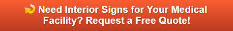 Free quote on Lobby Logo Signs and Door Signs in Southern CA