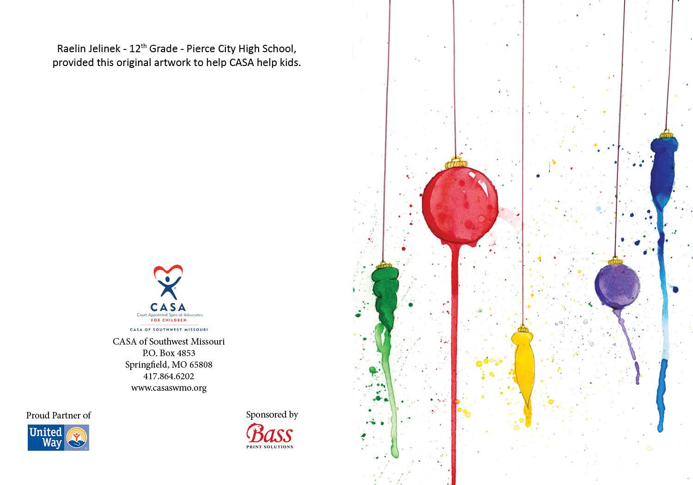 19 - Dangling Ornaments - Raelin Jelinek - 12th Grade - Pierce City High School