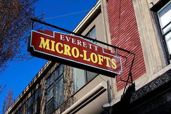 EVERETT MICRO-LOFTS