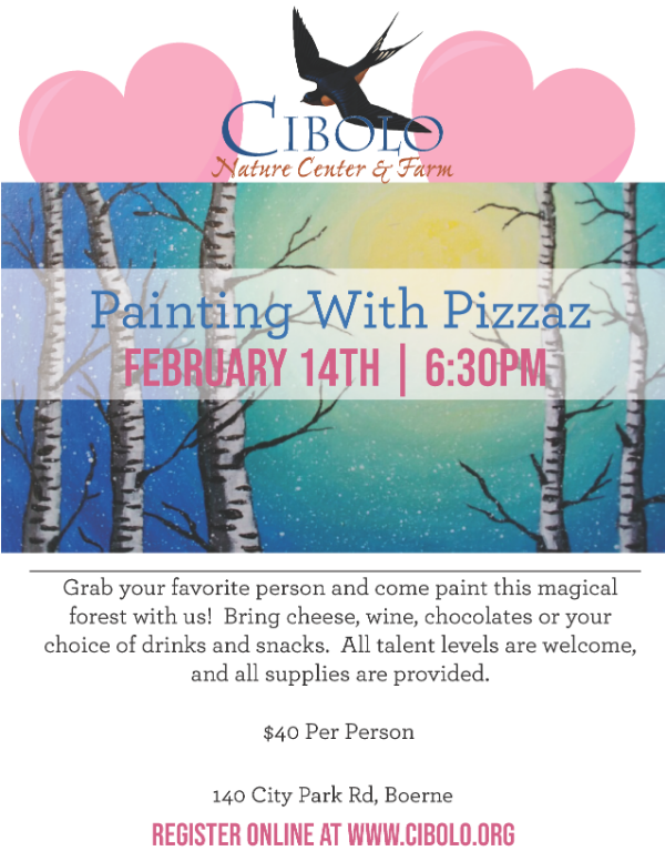 CNC:  Painting with Pizazz: Winter Woods